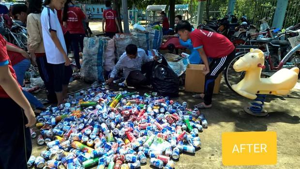 Dân tình rủ nhau đi dọn rác, cùng nhau tạo nên một cái kết ý nghĩa cho hành trình 1 tháng cùng Cuộc chiến trộm nhựa - Ảnh 5.