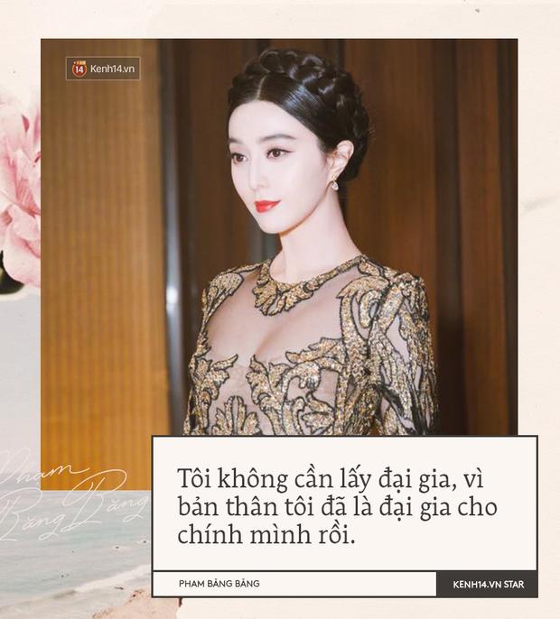 Nữ hoàng thị phi Phạm Băng Băng: Không quên được tình cũ có nghĩa tình mới chưa đủ say đắm, thời gian không đủ dài lâu - Ảnh 8.