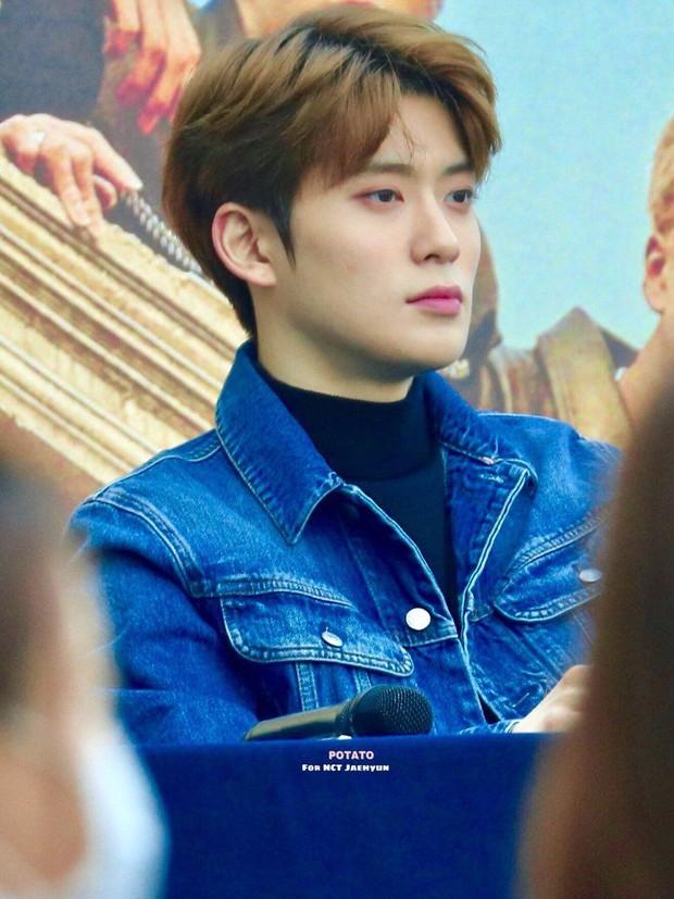 10 nam idol mặt đẹp đến mức được gọi là tượng tạc sống: Quá nhiều trai đẹp SM, nhưng mỹ nam BTS ấn tượng nhất - Ảnh 11.