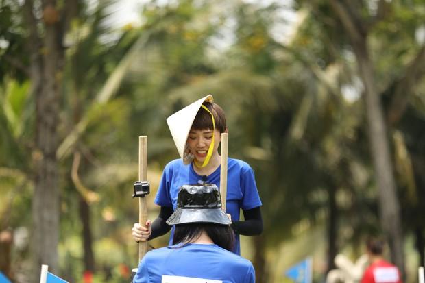 Tóc Tiên tuyên bố dùng mọi thủ đoạn để chiến thắng Running Man - Ảnh 5.
