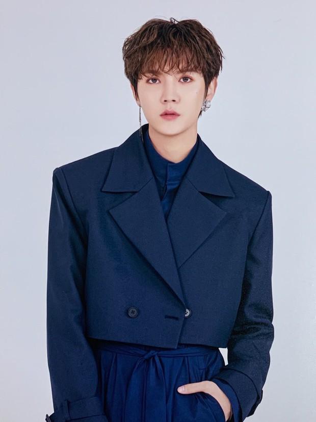 10 nam idol mặt đẹp đến mức được gọi là tượng tạc sống: Quá nhiều trai đẹp SM, nhưng mỹ nam BTS ấn tượng nhất - Ảnh 15.