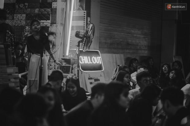"""Review quán bia úp ngược đầu tiên ở Sài Gòn: Giá rẻ, nước uống """"chất"""", ngày thường hay cuối tuần gì cũng đông như Bùi Viện - Ảnh 15."""