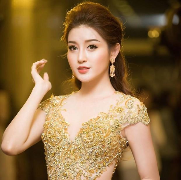 Tình trường của bạn trai tin đồn Đỗ Mỹ Linh: Toàn Hoa hậu, Á hậu và mỹ nhân đình đám Vbiz - Ảnh 5.
