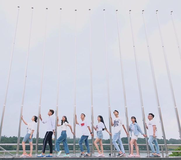 Trong lúc chờ điểm thi THPT Quốc gia thì làm gì: Hãy lên Đà Lạt và chụp bộ ảnh siêu chất như nhóm bạn này - Ảnh 9.