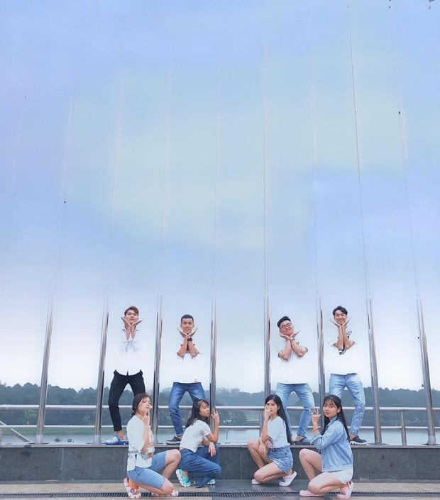 Trong lúc chờ điểm thi THPT Quốc gia thì làm gì: Hãy lên Đà Lạt và chụp bộ ảnh siêu chất như nhóm bạn này - Ảnh 14.