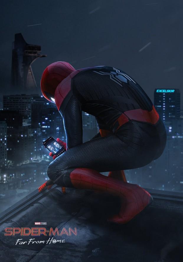 Cameo cực xịn trong FAR FROM HOME: Mối liên kết giữa nguyên tác và cú lừa của Marvel! - Ảnh 16.