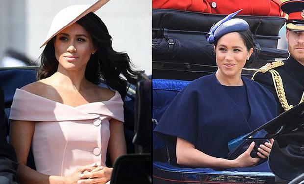 Tái xuất sau sinh, công nương Meghan Markle cố ghi thiện cảm với công chúng nhờ quy tắc thời trang của chị dâu Kate - Ảnh 6.