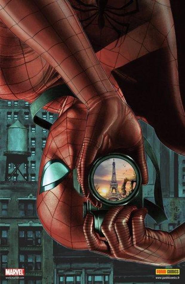 Cameo cực xịn trong FAR FROM HOME: Mối liên kết giữa nguyên tác và cú lừa của Marvel! - Ảnh 8.