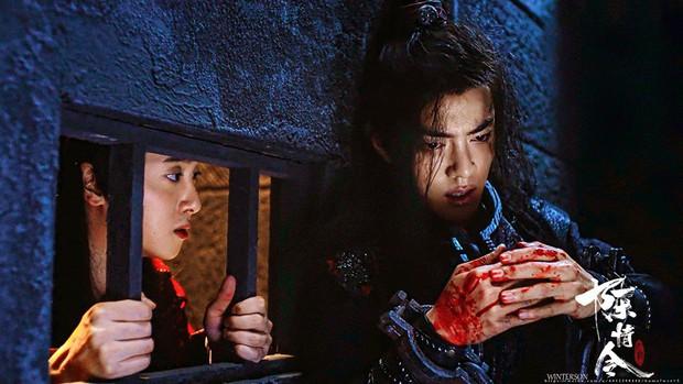 Nam thần đam mỹ Tiêu Chiến: Bỏ làm designer gia nhập showbiz, từ trùm vai phụ nay thành tiểu thụ vạn người mê - Ảnh 12.