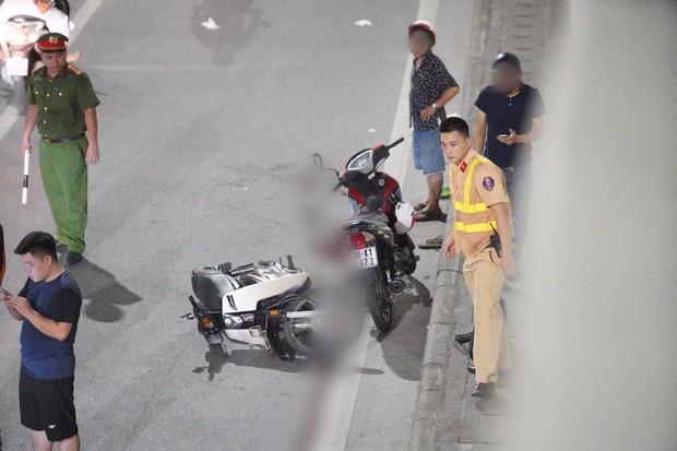 Hà Nội: Lại xảy ra tai nạn nghiêm trọng tại hầm Kim Liên, một người đàn ông trọng thương - Ảnh 1.