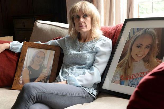 Chỉ vì xem thường nốt ruồi lạ, bà mẹ này đã vĩnh viễn mất đi cô con gái 18 tuổi của mình - Ảnh 6.