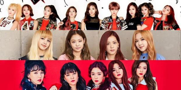 """Top 5 ca khúc của girlgroup K-Pop được """"thả tim"""" nhiều nhất trên MelOn: Toàn bộ thuộc BIG 3, ngôi hậu của TWICE sắp bị ai thay thế? - Ảnh 12."""