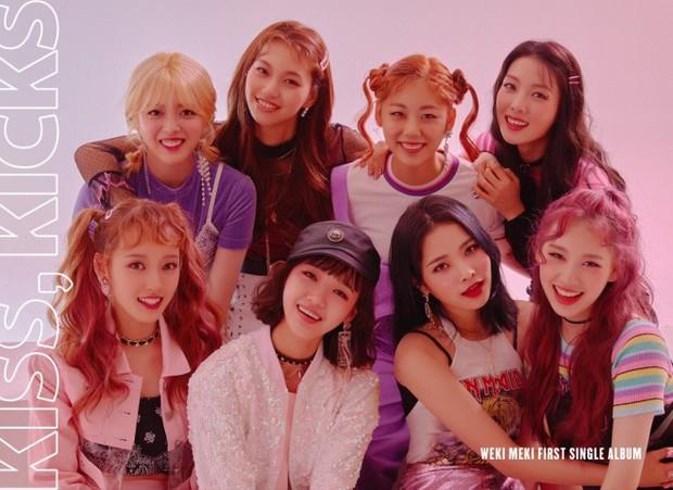 Dàn cựu thí sinh đình đám của Produce: Tài năng, nổi tiếng nhưng công ty chủ quản liên tục dính phốt - Ảnh 8.