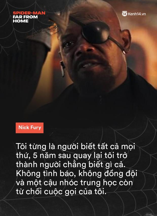 14 câu thoại cảm động trong FAR FROM HOME: Cậu để ý tớ chỉ vì tớ là Spider-Man à? - Ảnh 1.