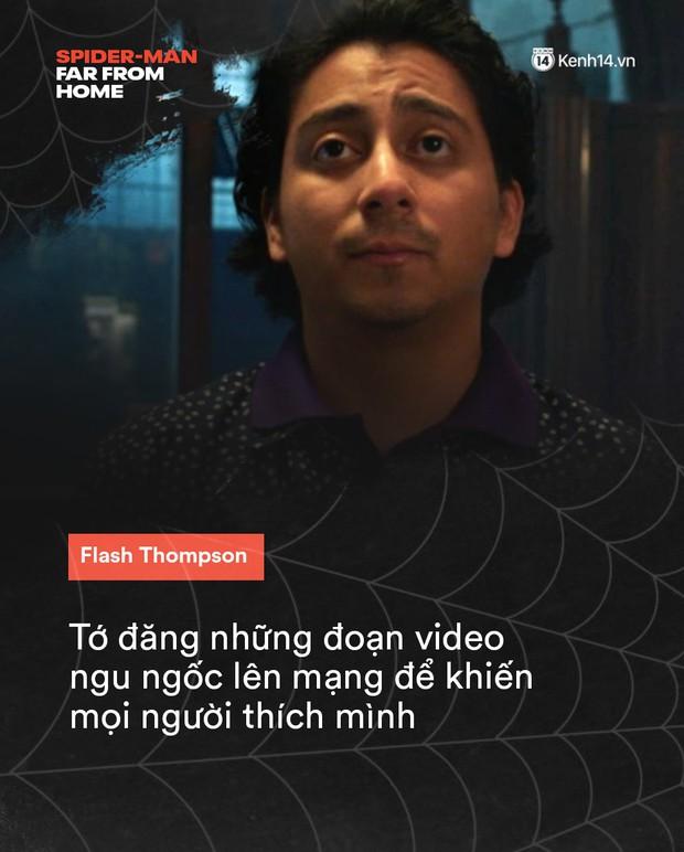 14 câu thoại cảm động trong FAR FROM HOME: Cậu để ý tớ chỉ vì tớ là Spider-Man à? - Ảnh 11.