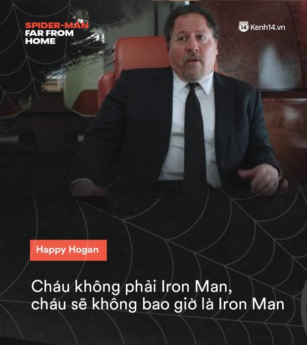 14 câu thoại cảm động trong FAR FROM HOME: Cậu để ý tớ chỉ vì tớ là Spider-Man à? - Ảnh 8.