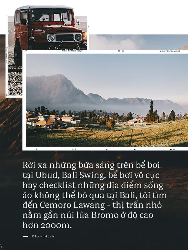 Ngắm bình minh ở núi lửa: Trải nghiệm đẹp sững sờ mà ai đi Bali cũng bỏ qua - Ảnh 1.