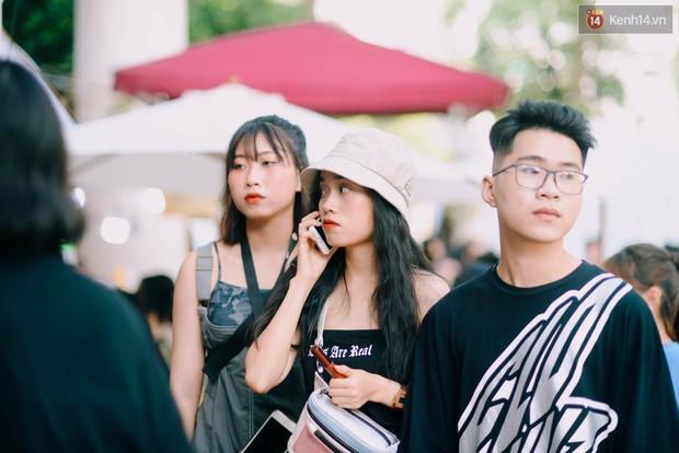 Trời Hà Nội có nắng nóng thì cũng chẳng nhiệt bằng không khí mua sắm, vui chơi của giới trẻ tại kì hội chợ The New District trong cuối tuần này - Ảnh 5.