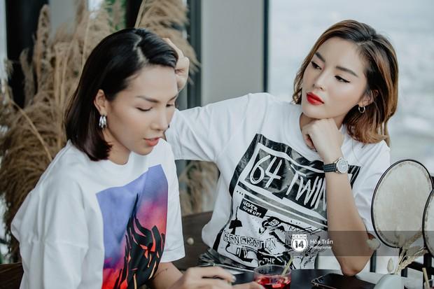 Team Cam - Cuộc đua kỳ thú 2019: Minh Triệu muốn khán giả thấy con người thực của Kỳ Duyên trong chương trình - Ảnh 16.