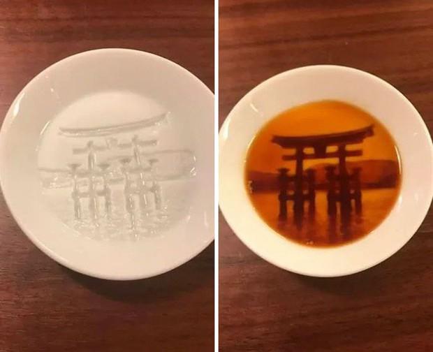Mãn nhãn với bộ đĩa in 3D của Nhật Bản, biến việc đổ tương thành môn nghệ thuật đỉnh cao - Ảnh 1.