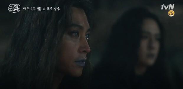 Tình cha con tương tàn: Song Joong Ki và Jang Dong Gun đối đầu siêu gắt trong Arthdal Niên Sử Kí tập 11 - Ảnh 1.