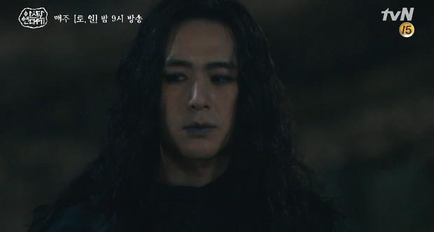 Tình cha con tương tàn: Song Joong Ki và Jang Dong Gun đối đầu siêu gắt trong Arthdal Niên Sử Kí tập 11 - Ảnh 2.