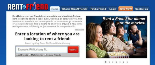 Dịch vụ thuê bạn bè trên Internet: Phương thuốc hữu hiệu chữa trị cho người cô đơn? - Ảnh 2.