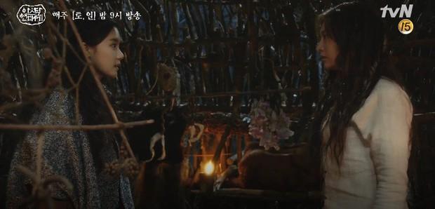 Tình cha con tương tàn: Song Joong Ki và Jang Dong Gun đối đầu siêu gắt trong Arthdal Niên Sử Kí tập 11 - Ảnh 7.