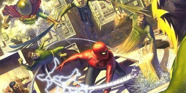 Hack não với thuyết âm mưu: Marvel ngầm tiết lộ về Spider-Man 3 trong Far From Home? - Ảnh 13.