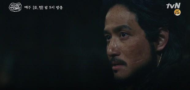 Tình cha con tương tàn: Song Joong Ki và Jang Dong Gun đối đầu siêu gắt trong Arthdal Niên Sử Kí tập 11 - Ảnh 3.