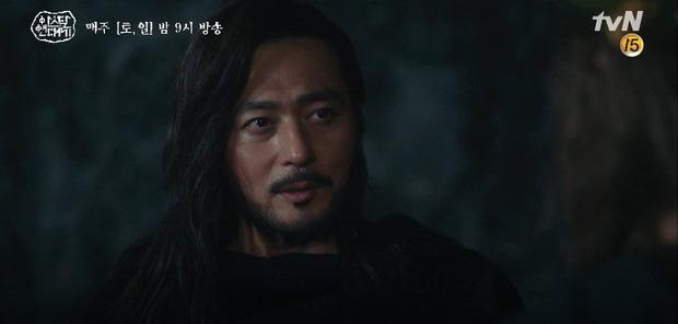 Tình cha con tương tàn: Song Joong Ki và Jang Dong Gun đối đầu siêu gắt trong Arthdal Niên Sử Kí tập 11 - Ảnh 13.