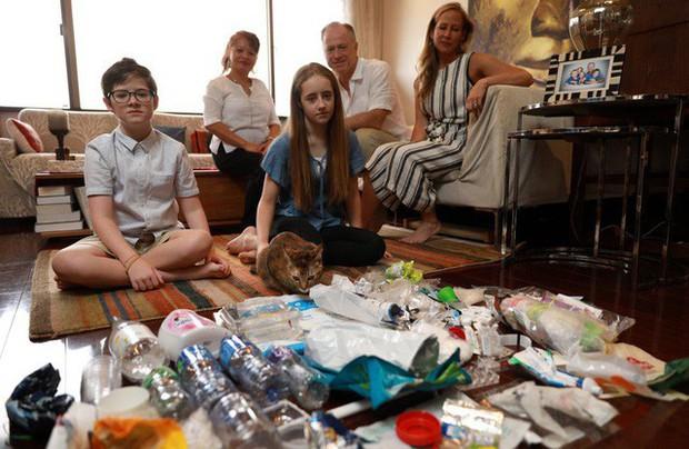 Sau 3 tháng tập sống không nhựa, gia đình này đã làm nên điều bất ngờ không tưởng: Toàn những lợi ích bất ngờ từ cuộc sống xanh! - Ảnh 4.