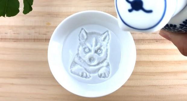 Mãn nhãn với bộ đĩa in 3D của Nhật Bản, biến việc đổ tương thành môn nghệ thuật đỉnh cao - Ảnh 5.