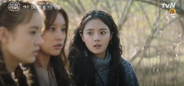 Tình cha con tương tàn: Song Joong Ki và Jang Dong Gun đối đầu siêu gắt trong Arthdal Niên Sử Kí tập 11 - Ảnh 15.