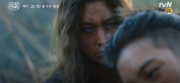 Tình cha con tương tàn: Song Joong Ki và Jang Dong Gun đối đầu siêu gắt trong Arthdal Niên Sử Kí tập 11 - Ảnh 17.
