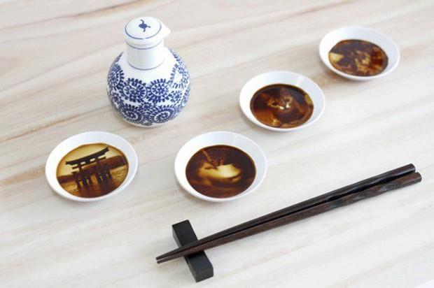 Mãn nhãn với bộ đĩa in 3D của Nhật Bản, biến việc đổ tương thành môn nghệ thuật đỉnh cao - Ảnh 10.