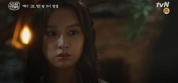 Tình cha con tương tàn: Song Joong Ki và Jang Dong Gun đối đầu siêu gắt trong Arthdal Niên Sử Kí tập 11 - Ảnh 8.