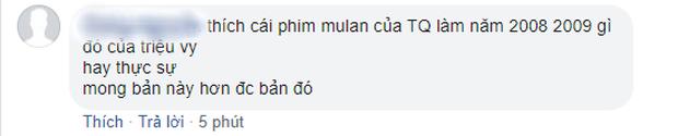 Netizen Trung lẫn Việt  đua nhau nổi da gà khi thấy Lưu Diệc Phi trong Mulan: Có hi vọng sau cú vả Ariel rồi! - Ảnh 15.