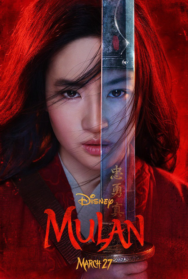 Netizen Trung lẫn Việt đua nhau nổi da gà khi thấy Lưu Diệc Phi trong Mulan: Có hi vọng sau cú vả Ariel rồi! - Ảnh 3.