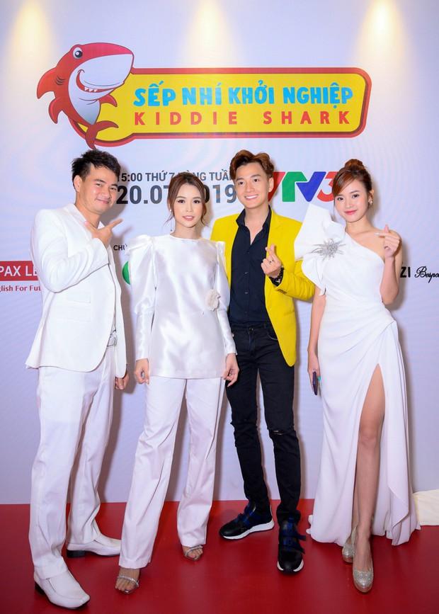 Shark Tank ra mắt phiên bản nhí với dàn sao Xuân Bắc, Ngô Kiến Huy, Midu, Sam - Ảnh 2.