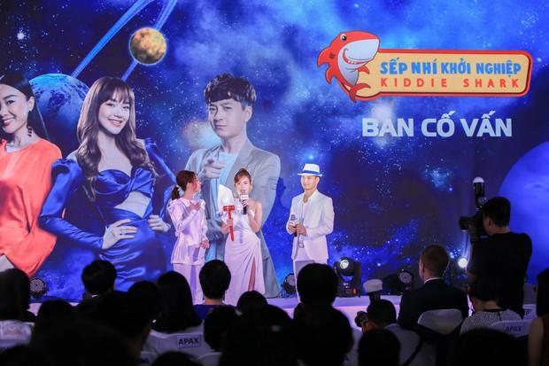 Shark Tank ra mắt phiên bản nhí với dàn sao Xuân Bắc, Ngô Kiến Huy, Midu, Sam - Ảnh 1.