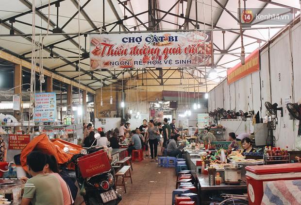 Thử thách cầm 100k ăn sập chợ Cát Bi (Hải Phòng): ăn tới tận 8 món vẫn chưa hết tiền - Ảnh 1.
