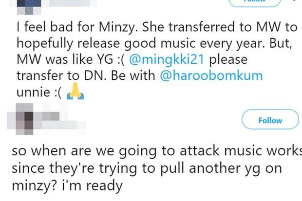 Em út 2NE1 ám chỉ lý do không được comeback, ai ngờ YG bỗng dưng bị gọi hồn - Ảnh 2.