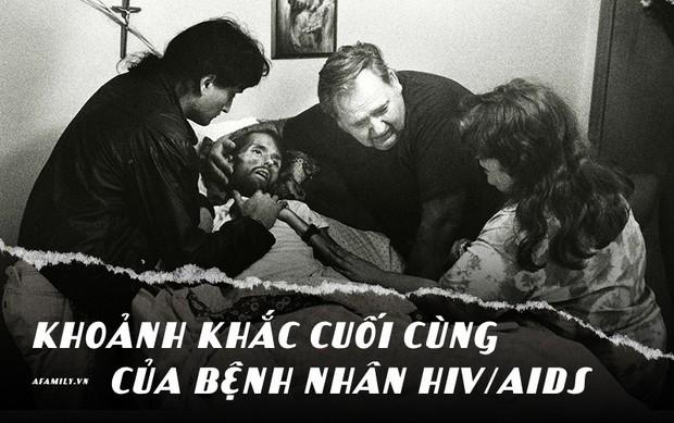 Khoảnh khắc người cha ôm chặt con trai trên giường bệnh và câu chuyện phía sau bức ảnh làm thay đổi nhận thức về căn bệnh thế kỉ HIV/AIDS - Ảnh 1.