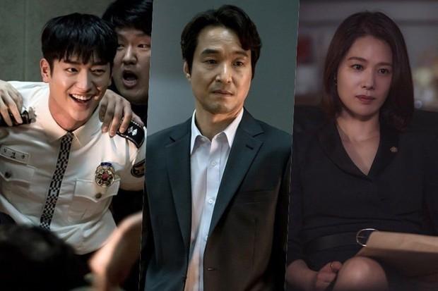 3 lí do không nên bỏ lỡ tuyệt phẩm kinh dị mới Watcher của xứ Hàn: Nhìn dàn diễn viên đã thấy ăn tiền - Ảnh 3.