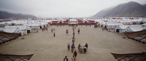 Disney tung trailer Mulan: Lưu Diệc Phi cực xuất thần giữa chất phương đông đặc sệt - Ảnh 9.