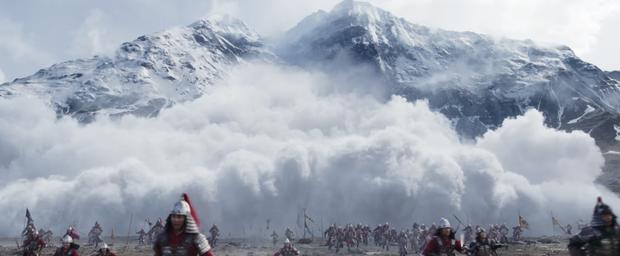 Disney tung trailer Mulan: Lưu Diệc Phi cực xuất thần giữa chất phương đông đặc sệt - Ảnh 10.