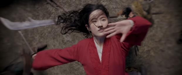 Disney tung trailer Mulan: Lưu Diệc Phi cực xuất thần giữa chất phương đông đặc sệt - Ảnh 11.