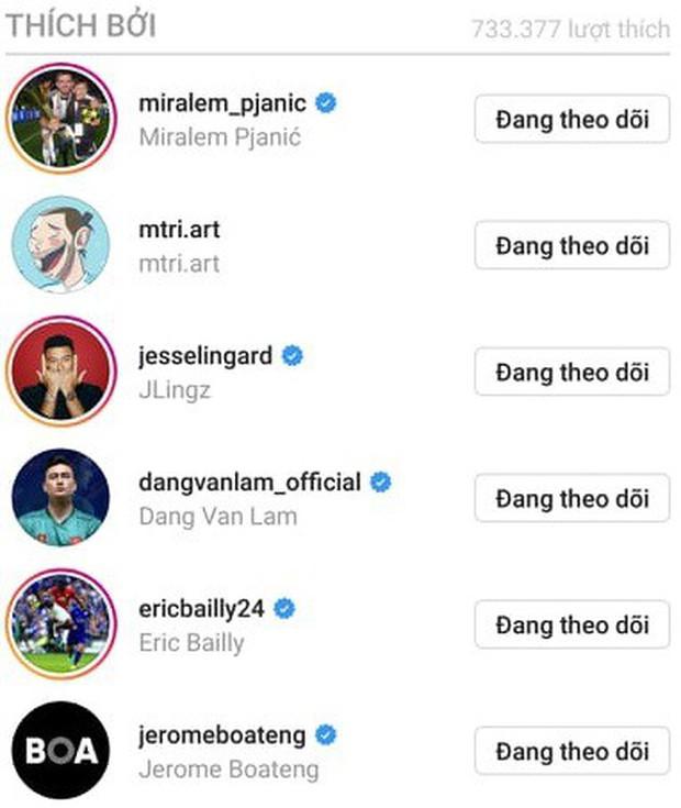 Đặng Văn Lâm cùng hàng loạt sao bóng đá thế giới hào hứng thả tim cho màn phát âm tiếng Việt chuẩn như người Việt của hậu vệ trụ cột Man Utd - Ảnh 3.
