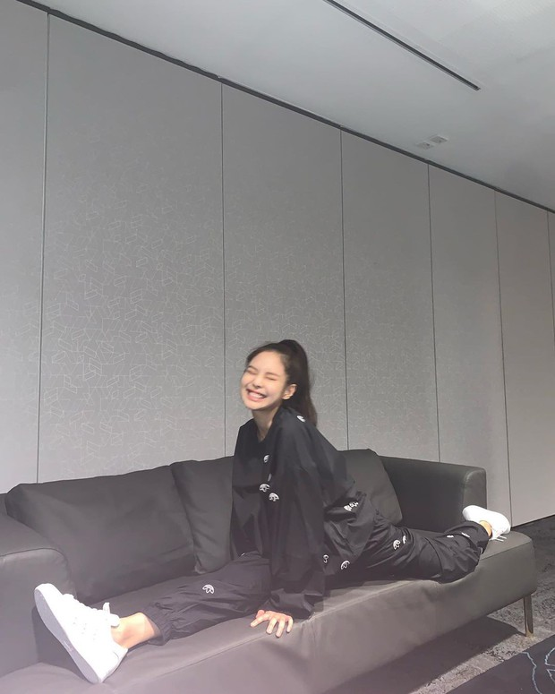 Đâu chỉ Jennie hay Rose (BLACKPINK), rất nhiều sao Hàn khác cũng chọn tập Pilates để giữ dáng - Ảnh 1.